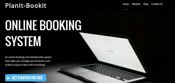 planit-bookit web site