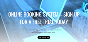 online booking system.net